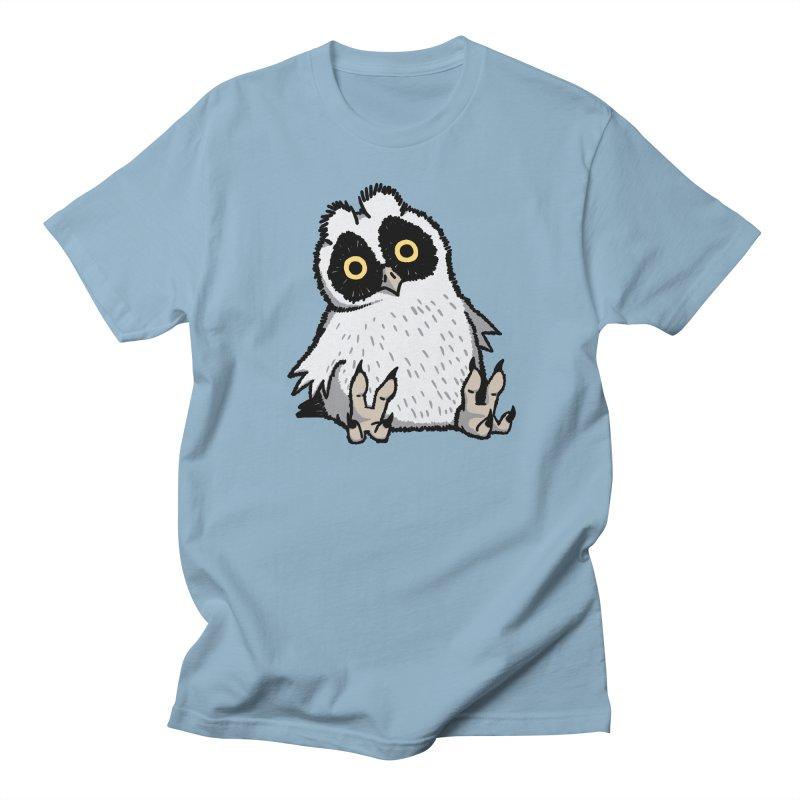 Curious Owlet Women's Unisex T-Shirt by Owl Basket