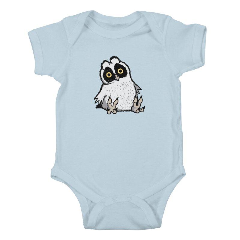 Curious Owlet Kids Baby Bodysuit by Owl Basket