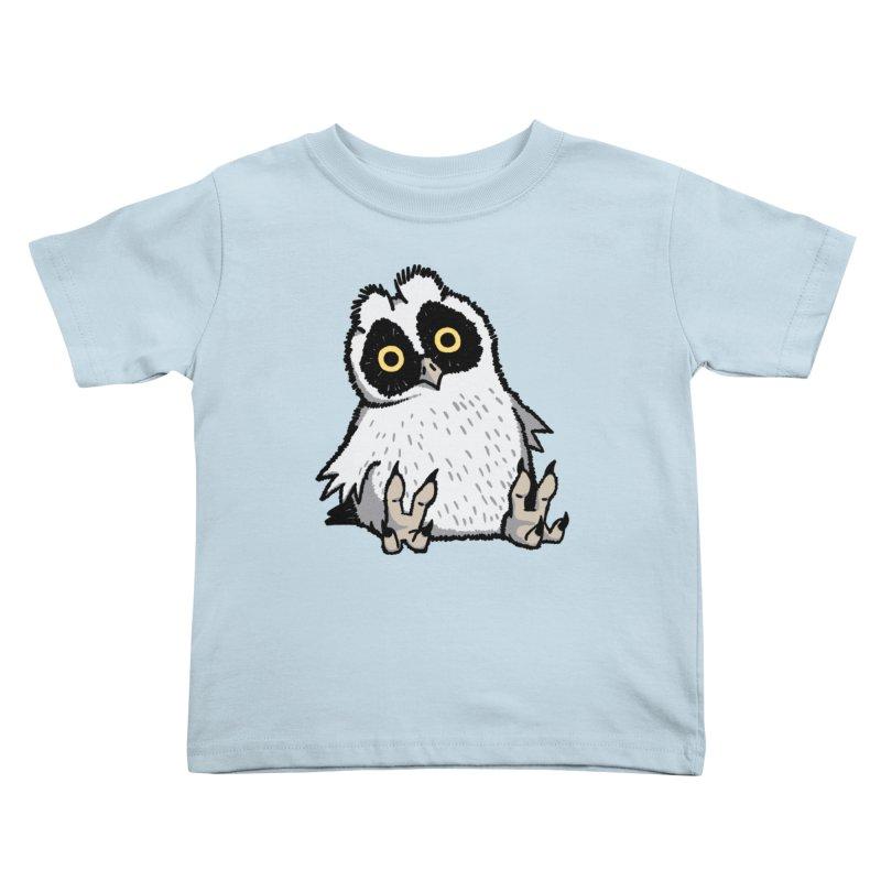 Curious Owlet Kids Toddler T-Shirt by Owl Basket