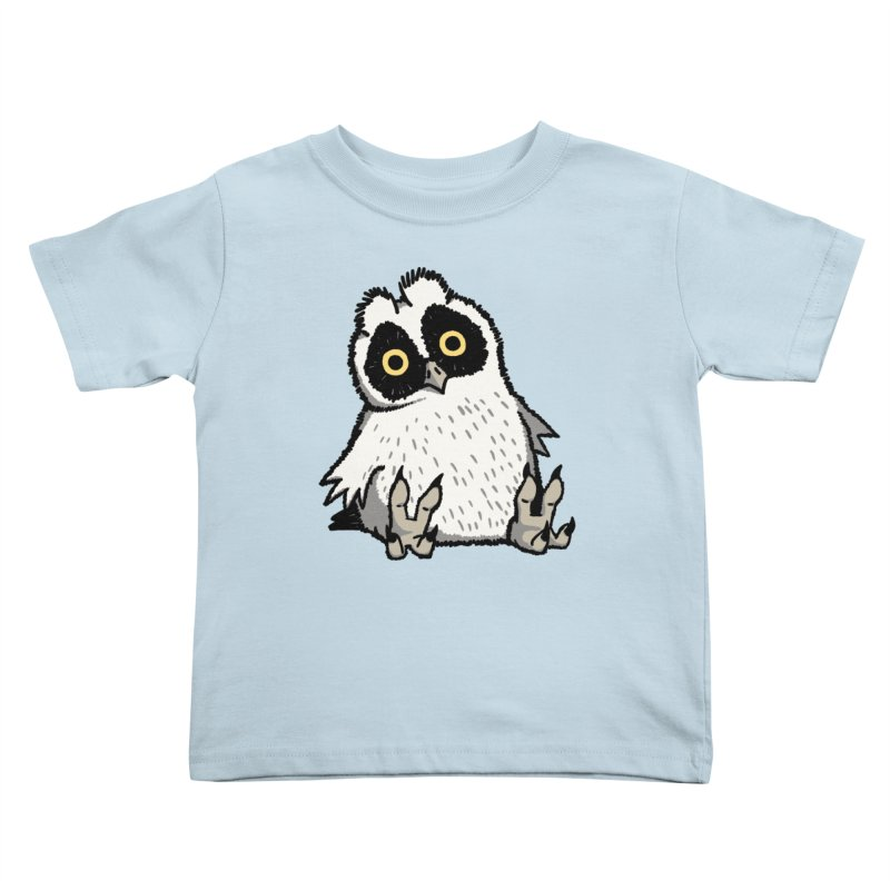 Curious Owlet Kids Toddler T-Shirt by Owl Basket