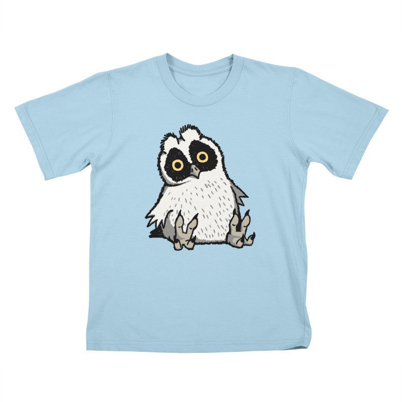 Curious Owlet Kids T-Shirt by Owl Basket