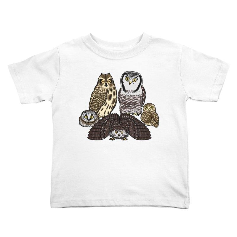 Little Parliament Kids Toddler T-Shirt by Owl Basket