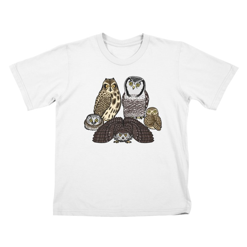 Little Parliament Kids T-Shirt by Owl Basket