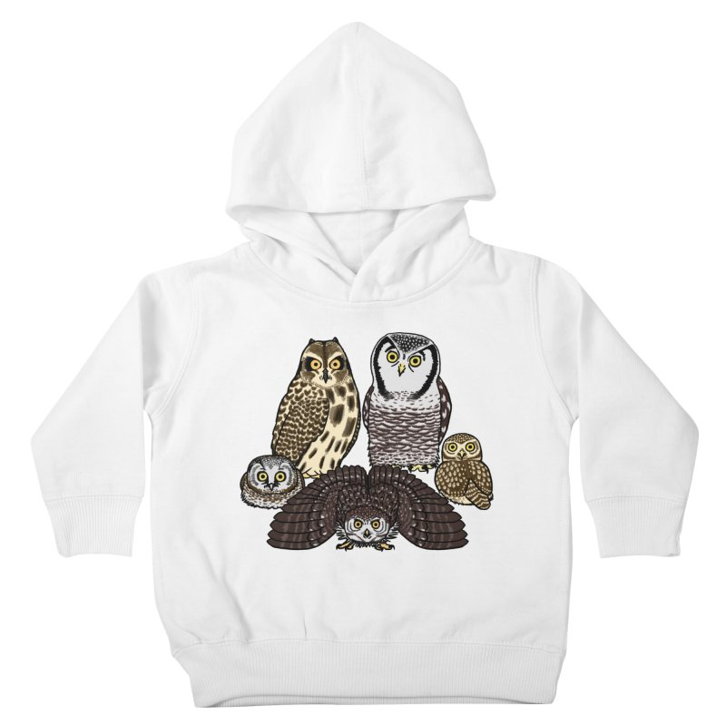 Little Parliament Kids Toddler Pullover Hoody by Owl Basket