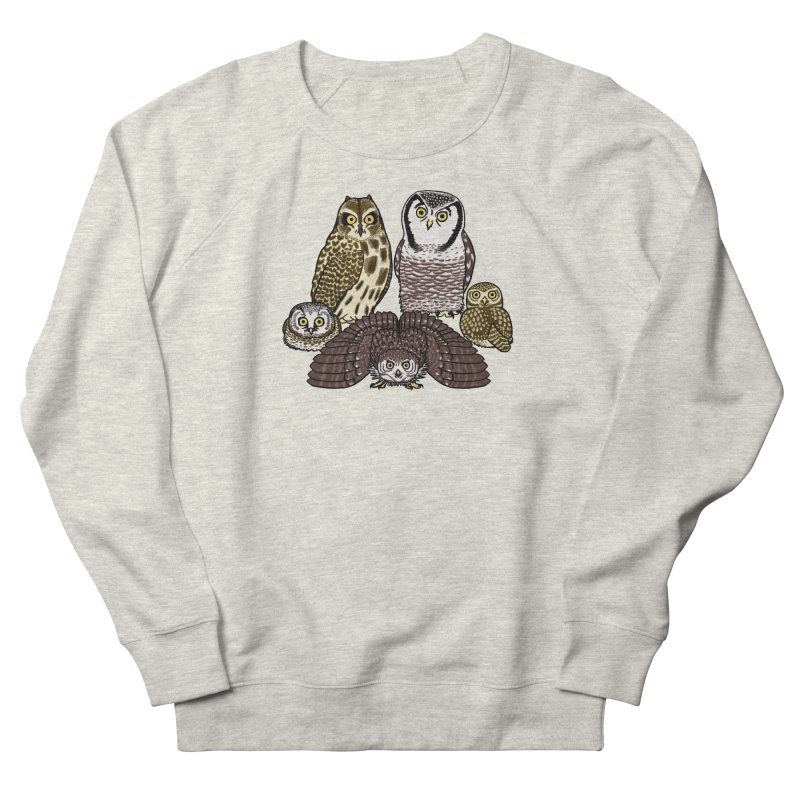 Little Parliament Men's French Terry Sweatshirt by Owl Basket
