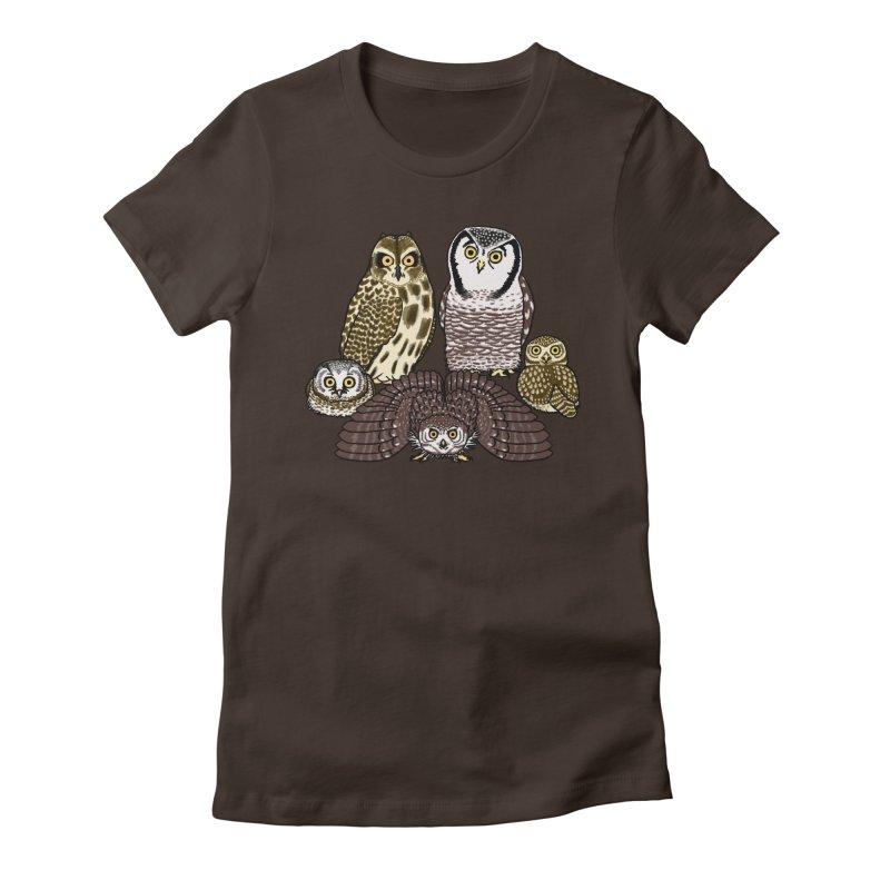 Little Parliament Feminine T-Shirt by Owl Basket