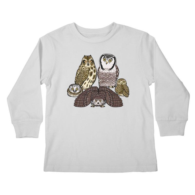 Little Parliament Kids Longsleeve T-Shirt by Owl Basket