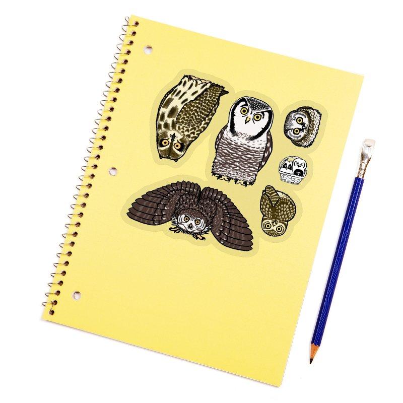 Little Parliament Accessories Sticker by Owl Basket