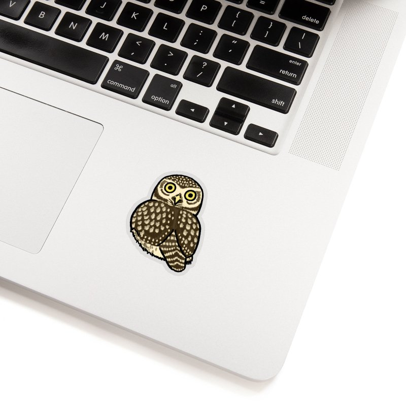 Little Owl Accessories Sticker by Owl Basket