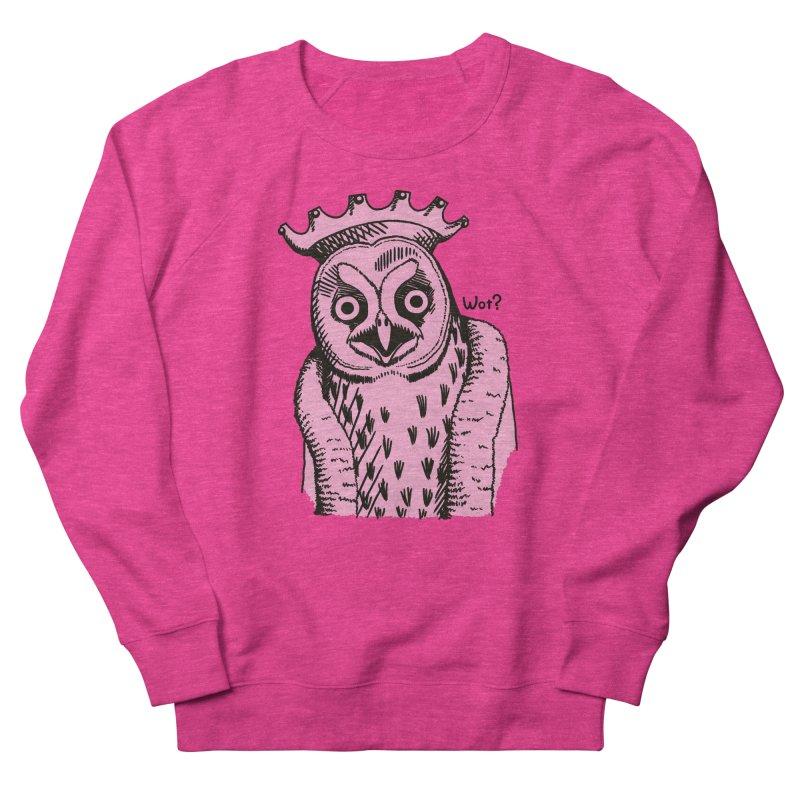 Wot Lord Men's Sweatshirt by Owl Basket
