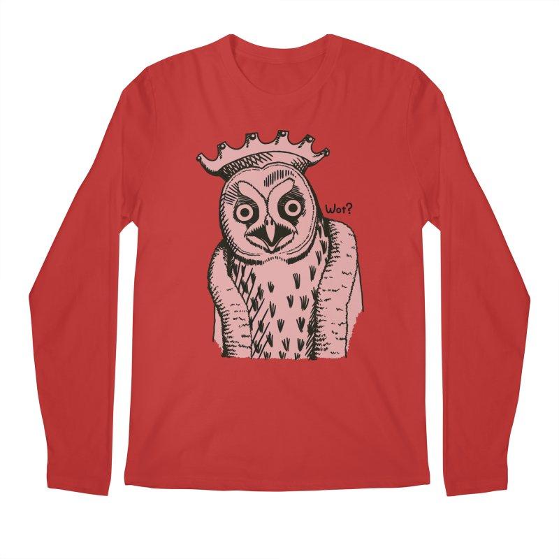 Wot Lord Men's Longsleeve T-Shirt by Owl Basket