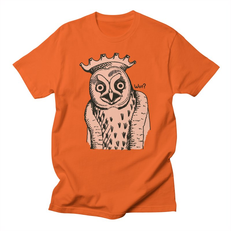 Wot Lord All Gender T-Shirt by Owl Basket