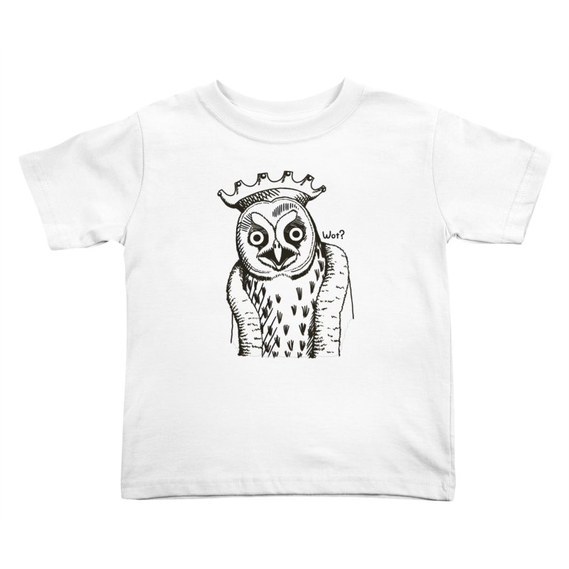 Wot Lord Kids Toddler T-Shirt by Owl Basket