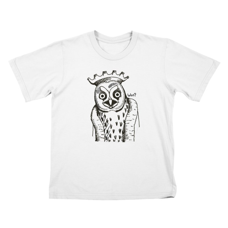 Wot Lord Kids T-Shirt by Owl Basket