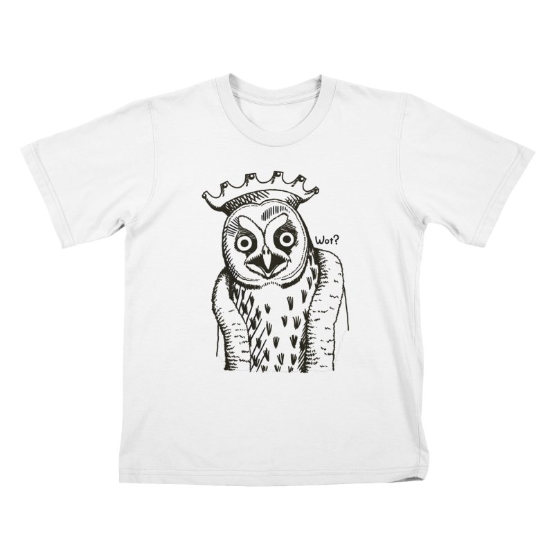 Wot Lord Kids T-Shirt by Owl Basket