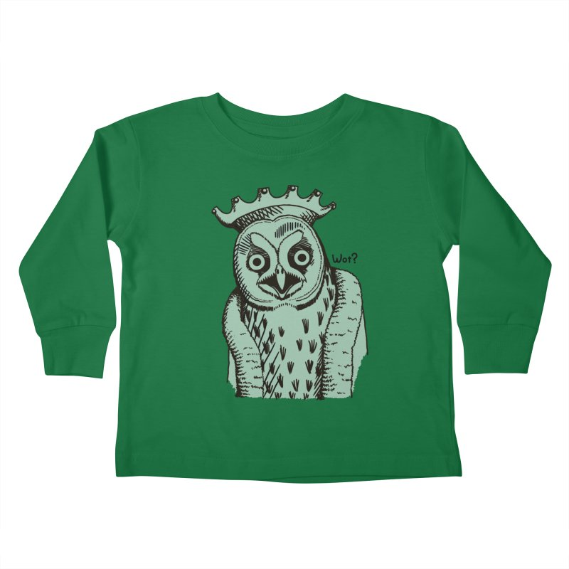 Kids None by Owl Basket
