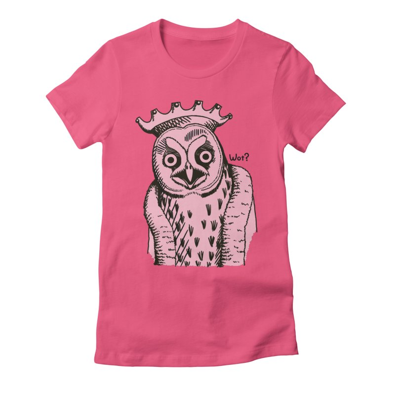 Wot Lord Women's T-Shirt by Owl Basket