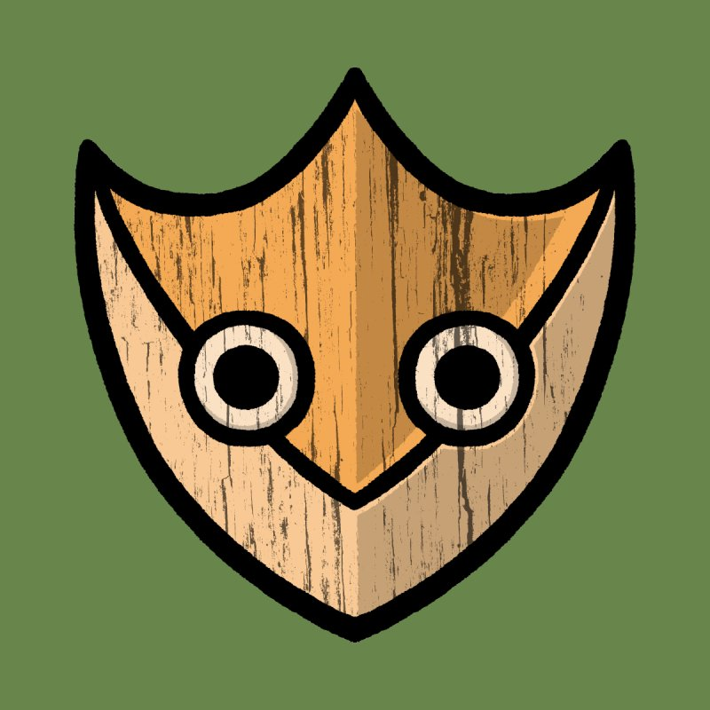 Shield of Buffet by Owl Basket