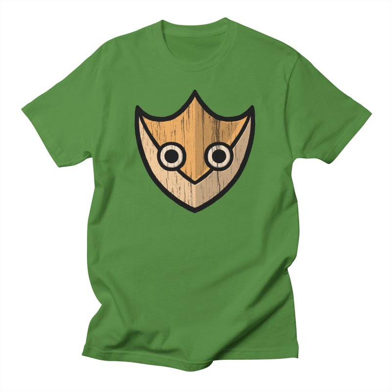 Shield of Buffet All Gender T-Shirt by Owl Basket