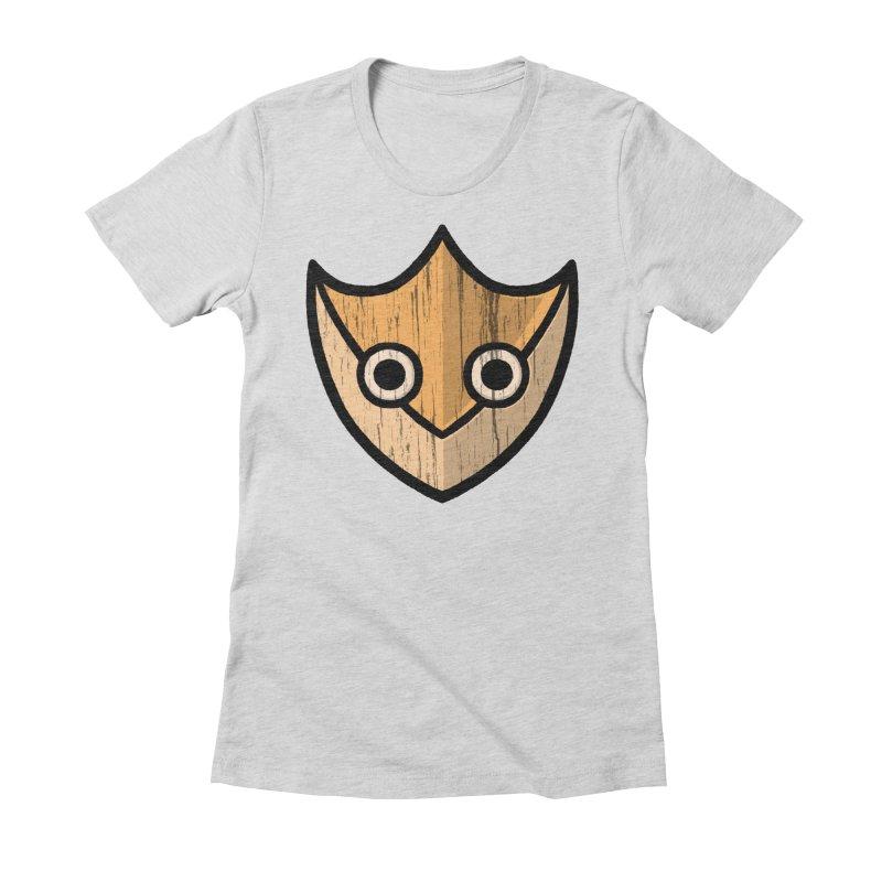 Shield of Buffet Women's T-Shirt by Owl Basket