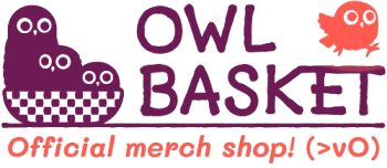 Owl Basket Logo