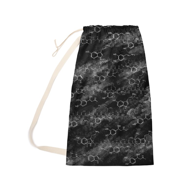 Love Accessories Laundry Bag Bag by Oxana Bayra's shop