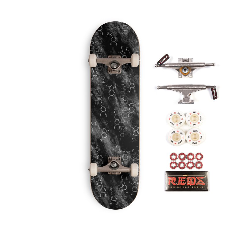 Love Accessories Skateboard by Oxana Bayra's shop