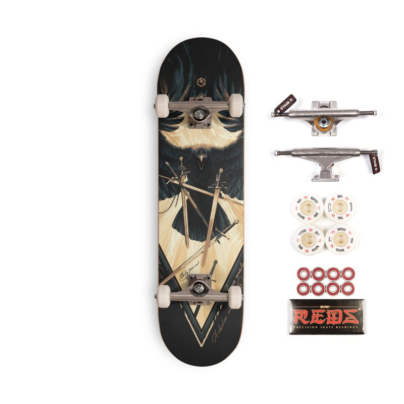 Game of Thrones Accessories Complete - Pro Skateboard by Oxana Bayra's shop