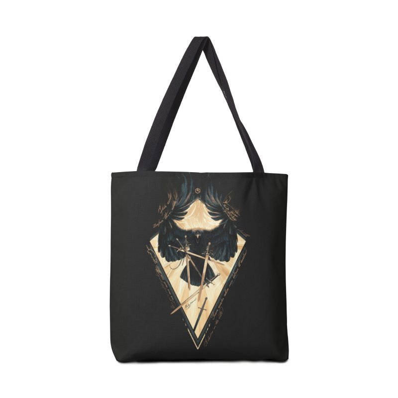 Game of Thrones Accessories Tote Bag Bag by Oxana Bayra's shop
