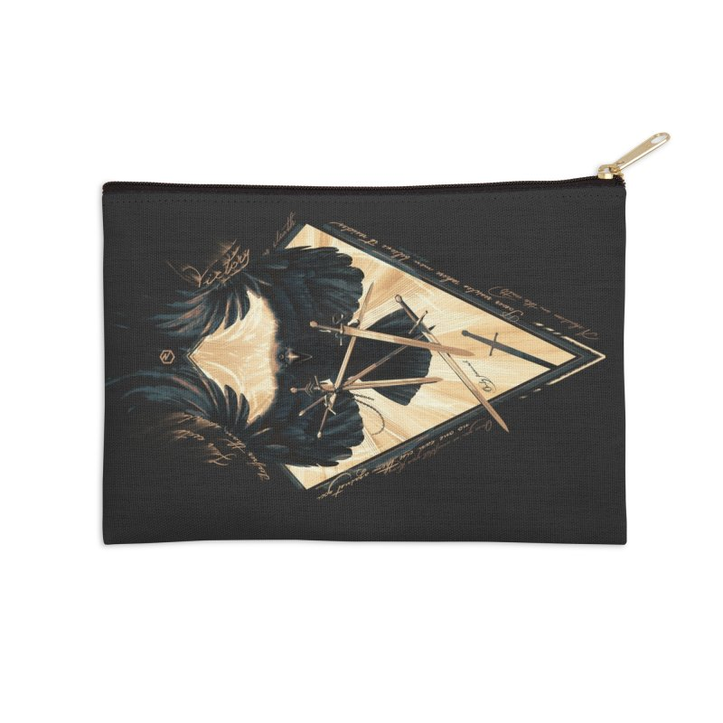 Game of Thrones Accessories Zip Pouch by Oxana Bayra's shop
