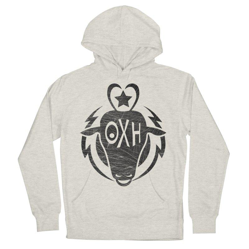 BULL SHIRT Women's Pullover Hoody by OX SHOP