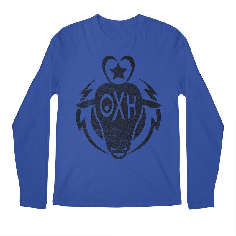BULL SHIRT Men's Regular Longsleeve T-Shirt by OX SHOP