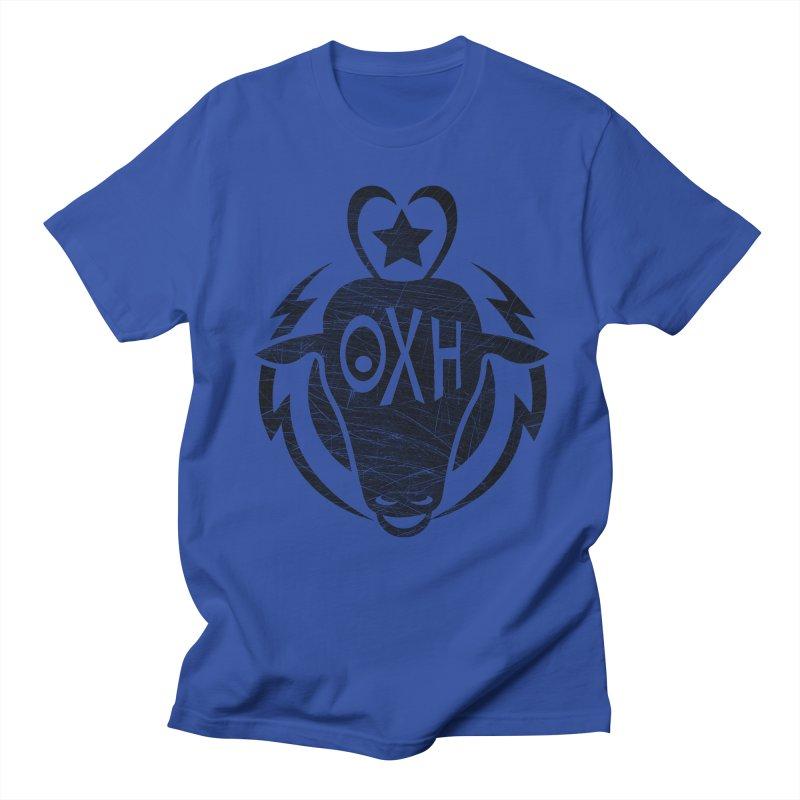 BULL SHIRT Men's Regular T-Shirt by OX SHOP