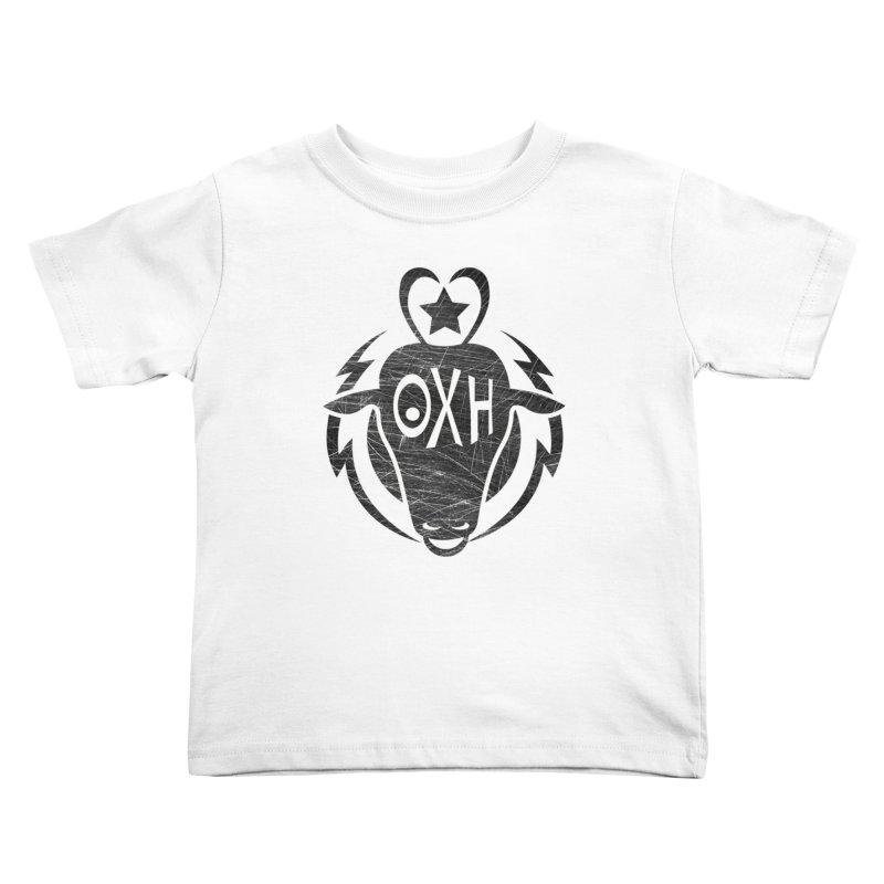 BULL SHIRT Kids Toddler T-Shirt by OX SHOP
