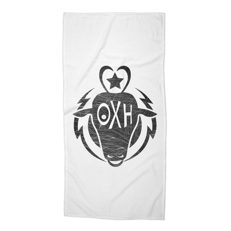 BULL SHIRT Accessories Beach Towel by OX SHOP