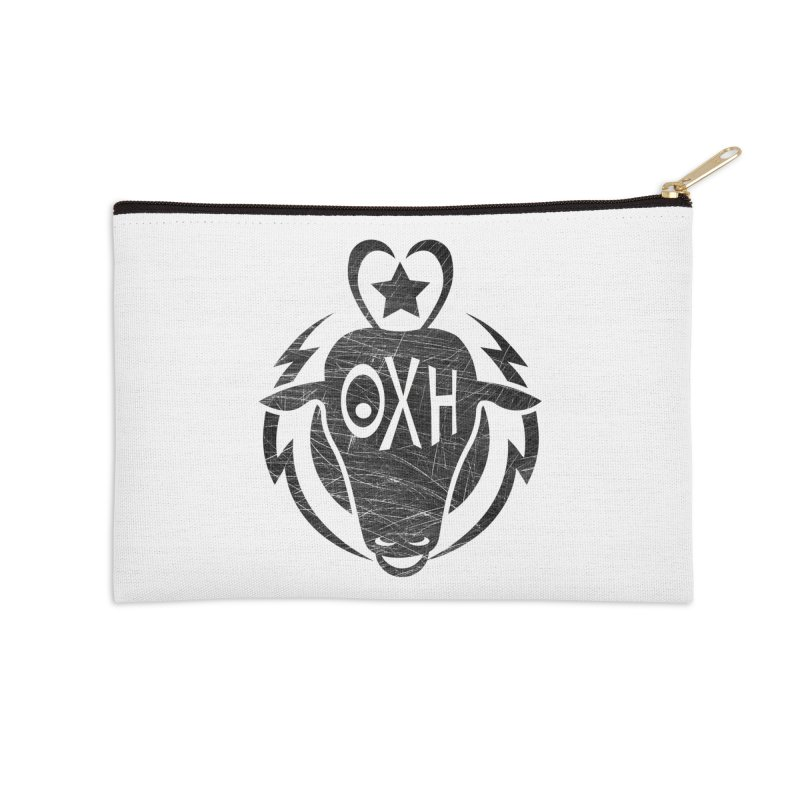 BULL SHIRT Accessories Zip Pouch by OX SHOP