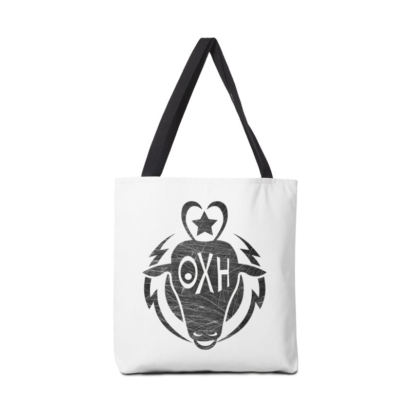 BULL SHIRT Accessories Tote Bag Bag by OX SHOP