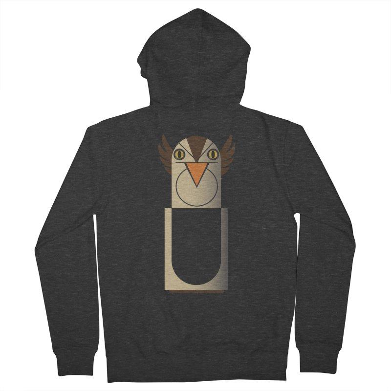Fckin' Bird Men's Zip-Up Hoody by P34K's shop