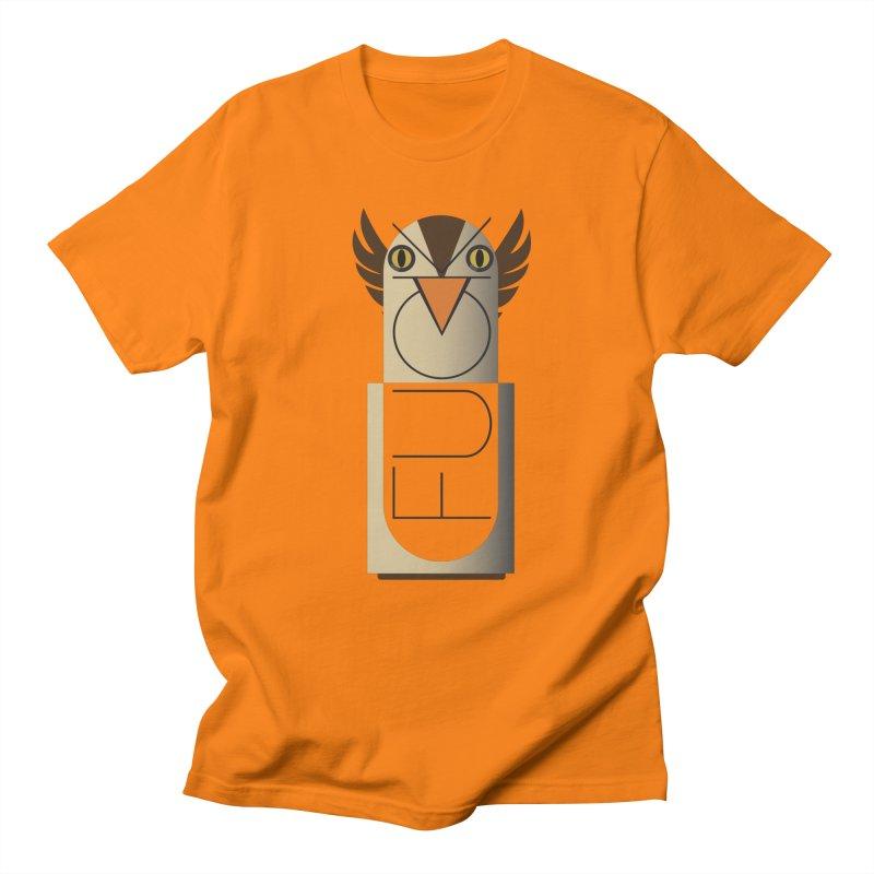 Fckin' Bird Men's T-shirt by P34K's shop