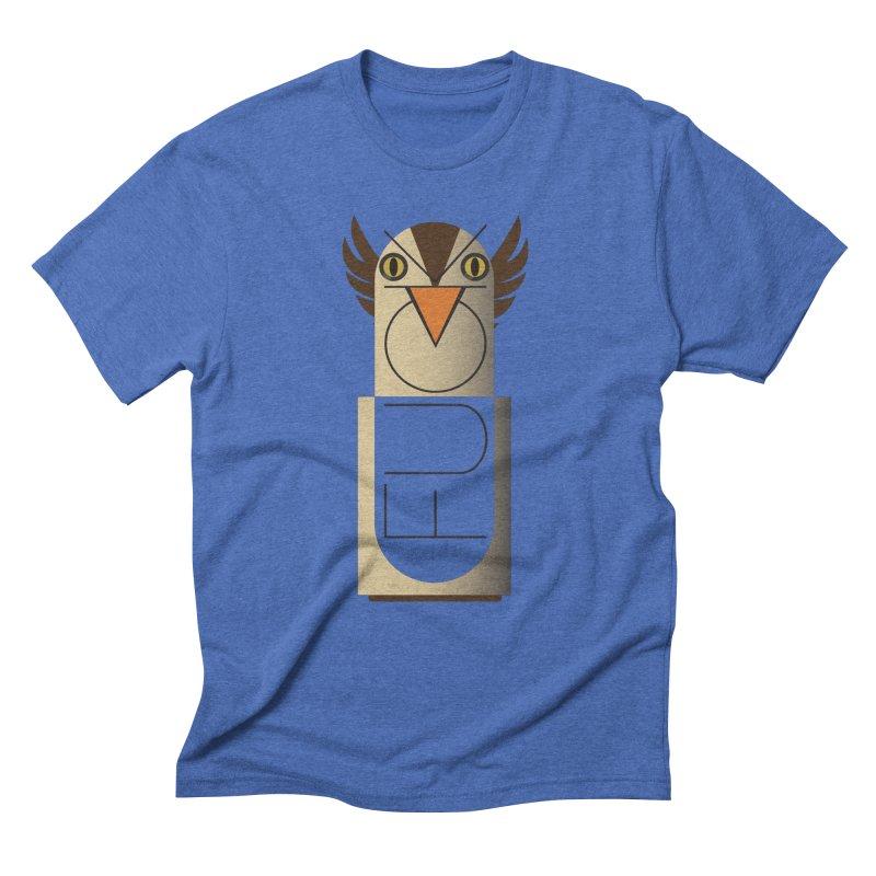 Fckin' Bird Men's Triblend T-shirt by P34K's shop