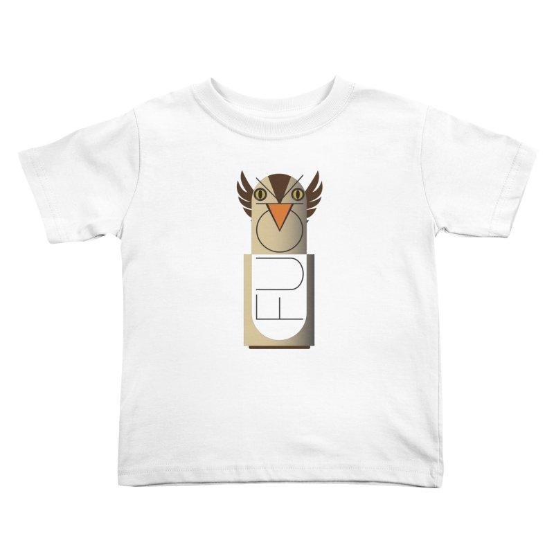 Fckin' Bird Kids Toddler T-Shirt by P34K's shop