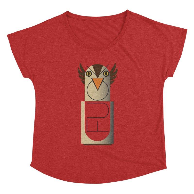 Fckin' Bird Women's Dolman by P34K's shop