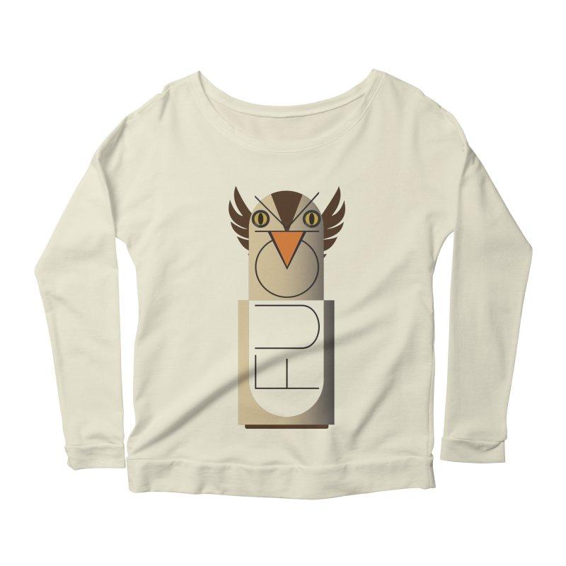 Fckin' Bird Women's Longsleeve Scoopneck  by P34K's shop