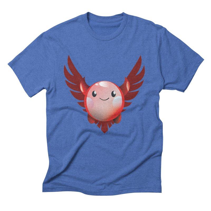 Little Evil Men's Triblend T-shirt by P34K's shop
