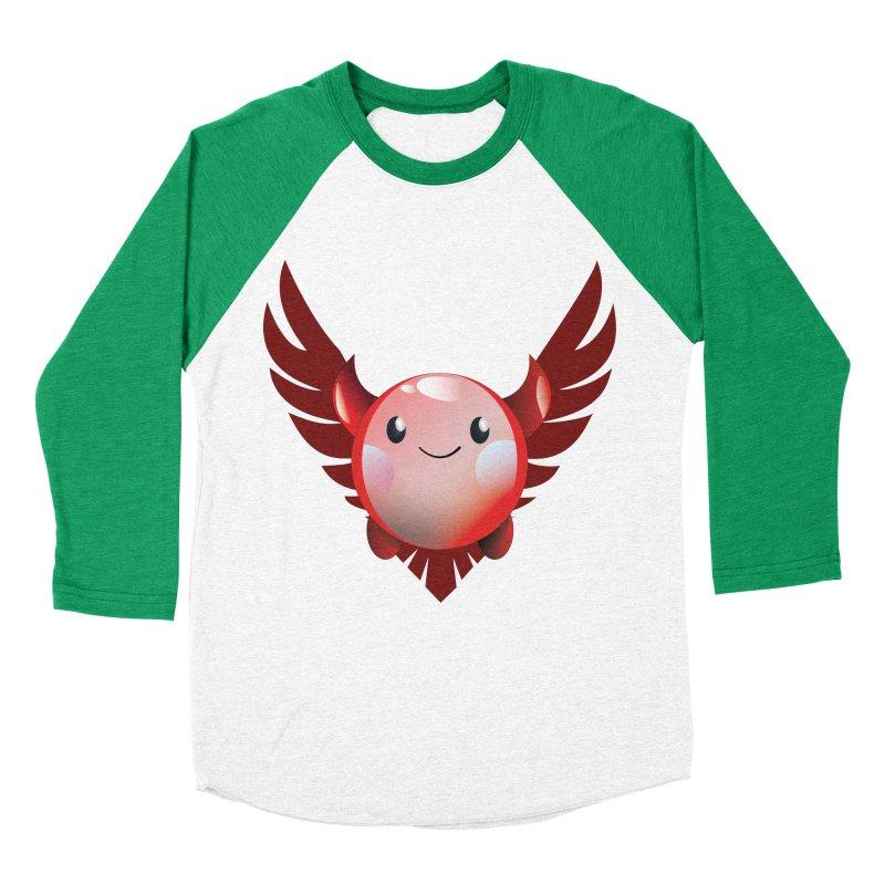 Little Evil Women's Baseball Triblend T-Shirt by P34K's shop