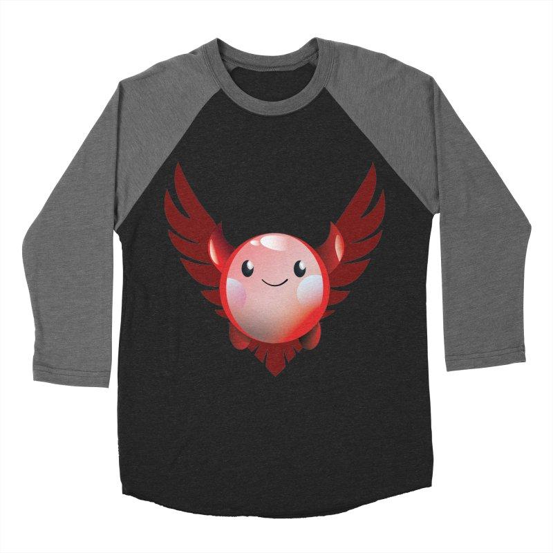 Little Evil Men's Baseball Triblend T-Shirt by P34K's shop