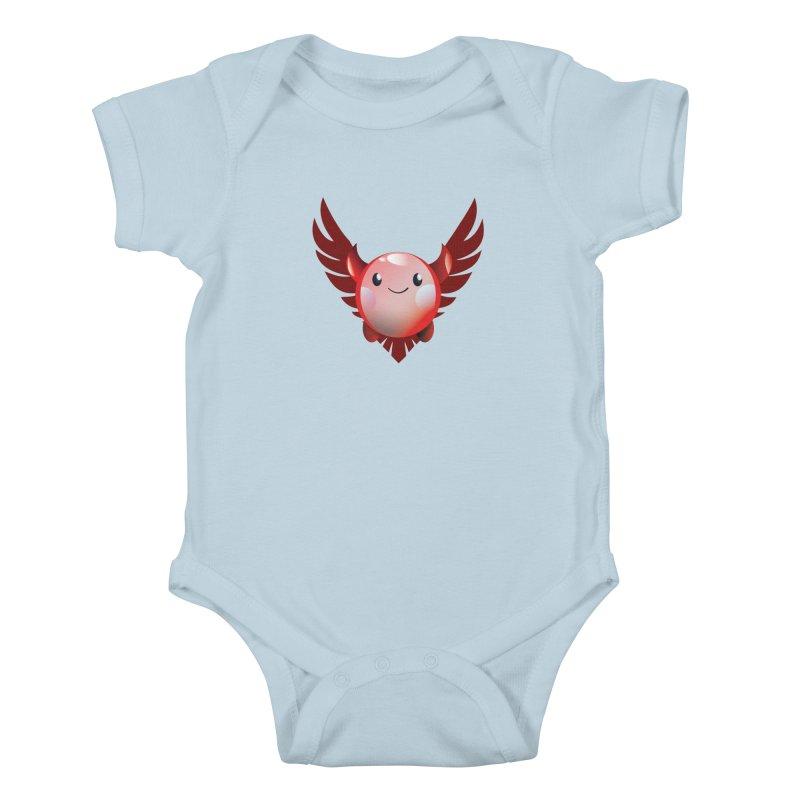 Little Evil Kids Baby Bodysuit by P34K's shop