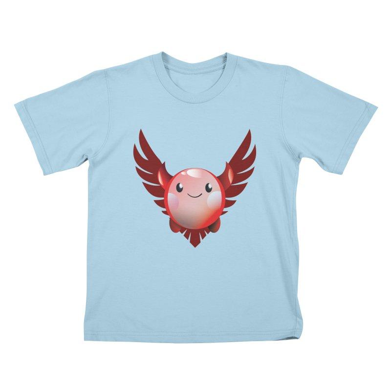 Little Evil Kids T-shirt by P34K's shop