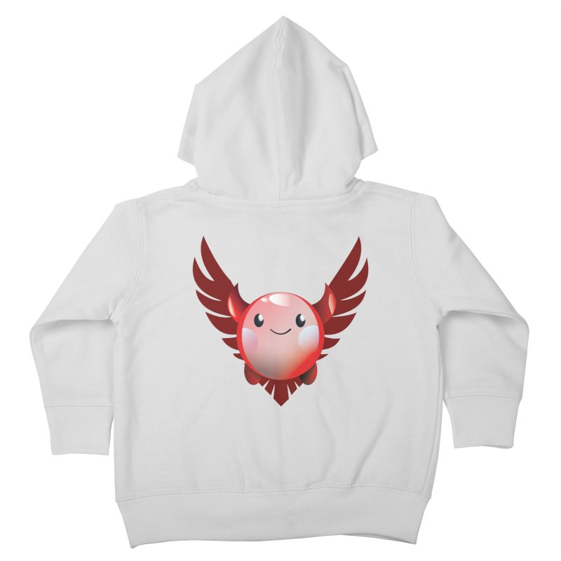 Little Evil Kids Toddler Zip-Up Hoody by P34K's shop