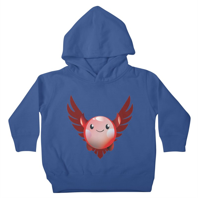 Little Evil Kids Toddler Pullover Hoody by P34K's shop